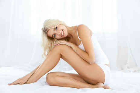 Royal Wax - Brazilian or Hollywood hot wax and underarms wax - Save 75%