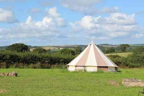 Reforge Retreat - Two nights glamping stay for two people - Save 51%