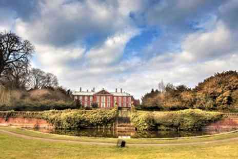 Bosworth Hall - 1 or 2 Nights for Two with Breakfast, Wine, Spindles Access and Optional Dinner - Save 47%