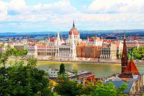 Crystal Travel - Eight Day European Escape for Two with Train Transfers and Return Flights - Save 0%