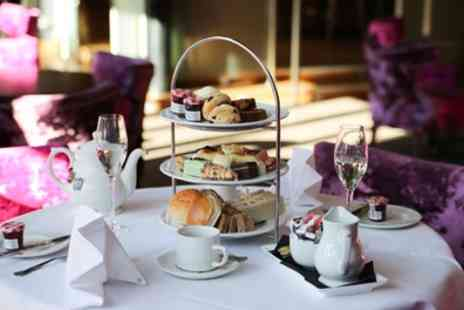 Old Thorns Manor Hotel - Four Star Afternoon Tea and Bubbles for Two or Four - Save 30%