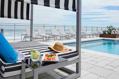 Hard Rock Hotel - Beachfront Hard Rock Hotel with Breakfast  - Save 0%
