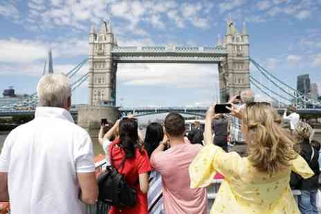 City Cruises - Thames Hop On Hop Off River Cruise - Save 0%