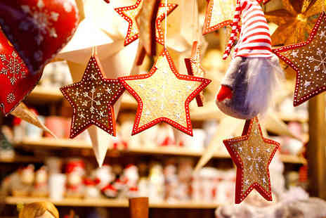 Travel Center - 2 To 3 Nights Christmas Market Break Hotel With Hotel & Flights - Save 0%