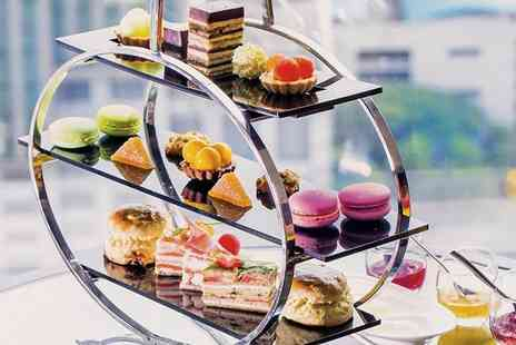 Marco Pierre White Durham - Luxury afternoon tea for two people - Save 38%
