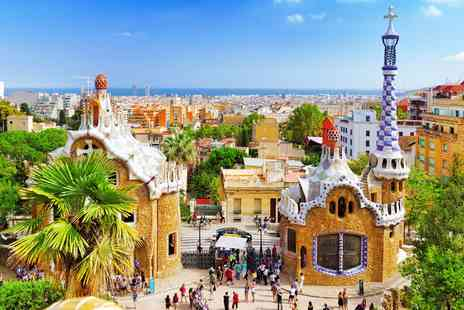 Cruise Circle - Nine Nights Barcelona stay and Med cruise on Allure of the Seas - Save 0%