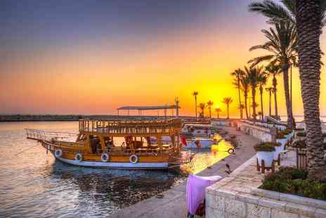 Super Escapes Travel - Seven nights all inclusive Turkey beach break with return flights - Save 22%