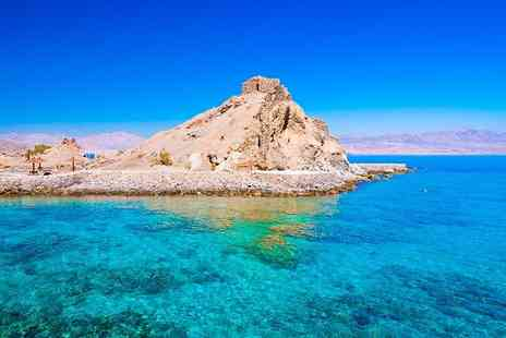 Super Escapes Travel - Seven nights all inclusive Hurghada holiday with return flights - Save 53%