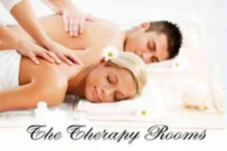 The Therapy Rooms - One Hour Massage With Facial For Two - Save 68%