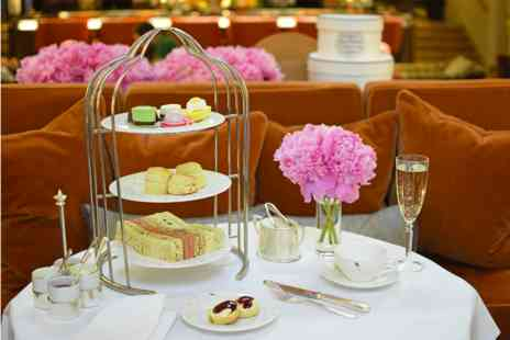 Sheraton Grand London Park Lane - Lock & Co Afternoon Tea with free flowing Bubbles for Two - Save 0%