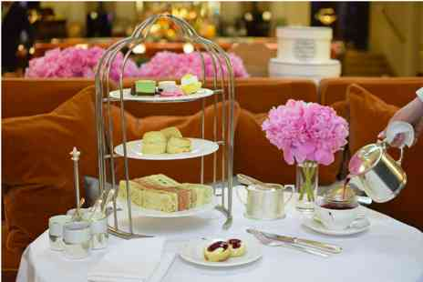 Sheraton Grand London Park Lane - Lock & Co Afternoon Tea for Two - Save 0%