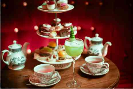 MAP Maison - Bottomless Gin Afternoon Tea or Brunch for Two - Save %