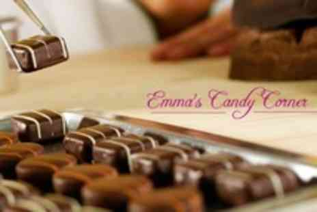 Emma's Candy Corner - Chocolate Making Class With Tea and Cake For One - Save 60%