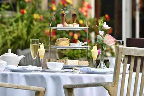 Goldsborough Hall - Afternoon tea for Two - Save 38%