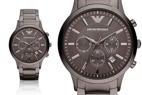 Cheap Designer Watches - Mens Emporio Armani AR2454 watch - Save 72%