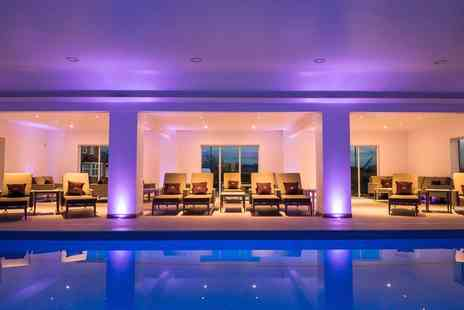 Bank House Hotel & Spa - Spa treat with hour long treatment and Malvern Hills views - Save 18%