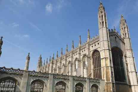 Step Into Cambridge Tours - Private Interactive Walking Tour of Cambridge University - Save 0%