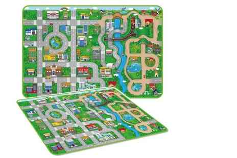 Avant Garde Brands - Giant Kids Road Play Mat - Save 64%
