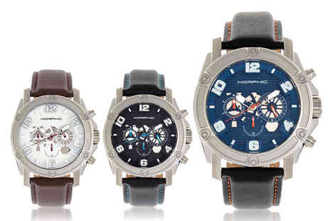Morphic Watches - M73 series mens watch - Save 85%