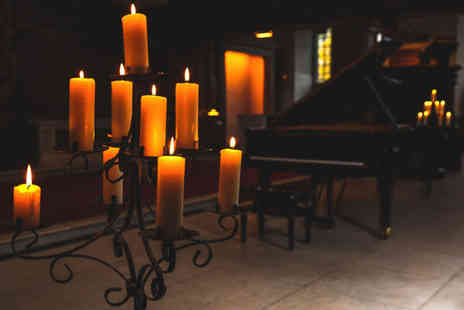 CityMusic Promotions - Ticket to see Vivaldis Four Seasons by Candlelight performed by the Piccadilly Sinfonietta - Save 48%
