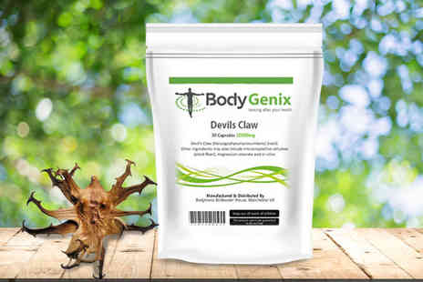 Bodytronix - Two month supply of Devils Claw capsules - Save 0%