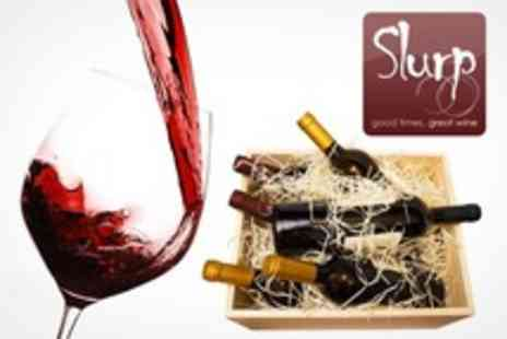 Slurp.co.uk - £20 for £40 Worth of Wines, Spirits and Beers - Save 50%