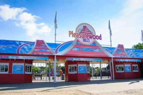 Pleasurewood Hills - Park Entry for Up to Four - Save 0%