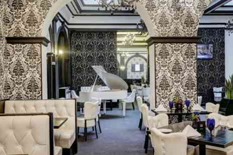 The Richmond Hotel - Three Course Meal with Optional Bottle of Wine for Two or Four - Save 40%