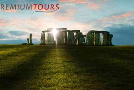 Premium Tours - Stonehenge and Bath Tour for Child or Adult - Save 50%