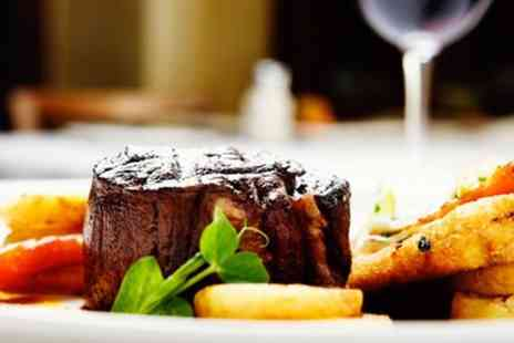The Mash Tun - Beef Fillet Steak Meal with Craft Beer or Wine for Two or Four - Save 54%