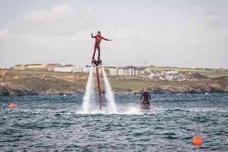 Fly Newquay - 30 Minute Flyboarding Experience for One or Two - Save 19%