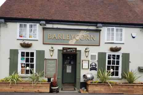 Barleycorn Tavern - Two Course Meal for Up to Four - Save 41%