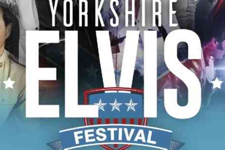 Yorkshire Elvis Festival - One general admission ticket on 5th October - Save 20%