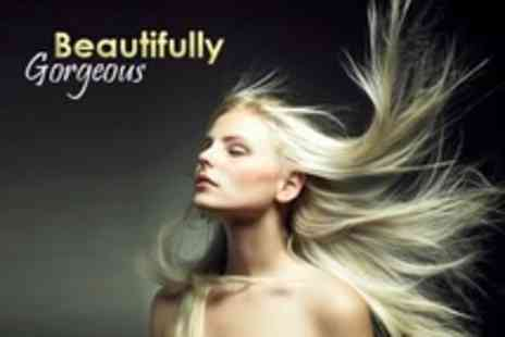 Beautifully Gorgeous - Cut and Blow Dry With Redken Conditioning Treatment - Save 61%