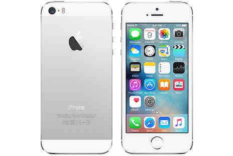 E Circuits - Apple iPhone 5S in 2 Colours Available in 16GB or 32GB - Save 70%