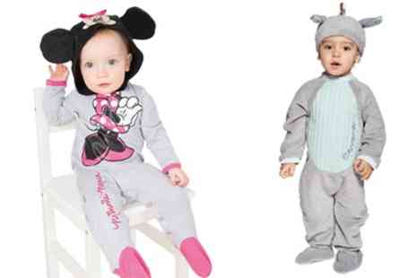 Groupon Goods Global GmbH - Disney Jersey Romper with Hood - Save 0%