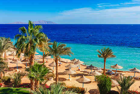 Super Escapes Travel - Seven nights all inclusive Hurghada beach break - Save 32%