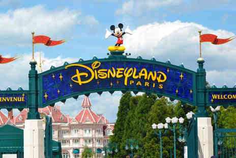 Super Escapes Travel - Two nights Disneyland Paris holiday with return flights or Eurostar - Save 29%