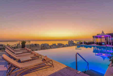 Super Escapes Travel - Three nights half board luxury Malta beach break with return flights - Save 22%