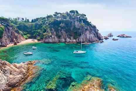 Super Escapes Travel - Three nights all inclusive Costa Brava break with return flights - Save 25%