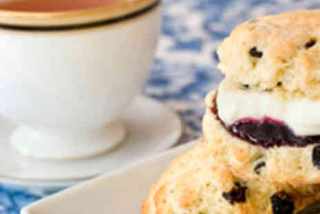 Crinnions of Lanchester - Afternoon Tea for Two - Save 55%