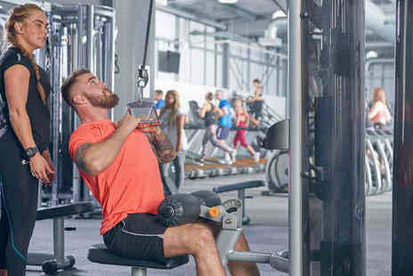 Pure Gym - Your first month gym membership - Save 76%