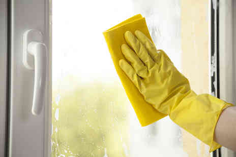 Eco Window Cleaning - Two sessions of window cleaning - Save 29%