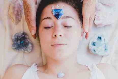 Harley Oxford - Accredited crystal healing diploma course - Save 93%