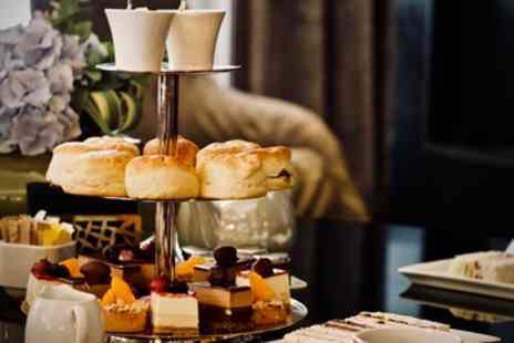 Cumbria Park Hotel - Classic, Prosecco or Gentlemans Afternoon Tea for One or Two - Save 25%