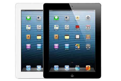 E Circuits - iPad 4 with Wi-Fi 16GB Choose from 2 Colours - Save 66%