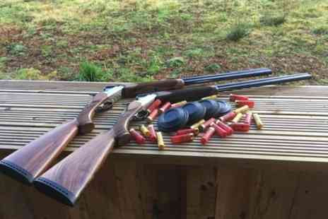 Roybridge Shooting - Shotgun and Rifle Combo Eperience - Save 0%