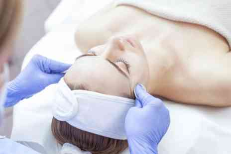 Precision cosmetics - Choice of Ultrasonic, Microdermabrasion or Dermaplaning Facial - Save 40%