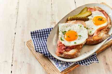 Restbar - Breakfast Meal and Drink for Two or Four - Save 44%
