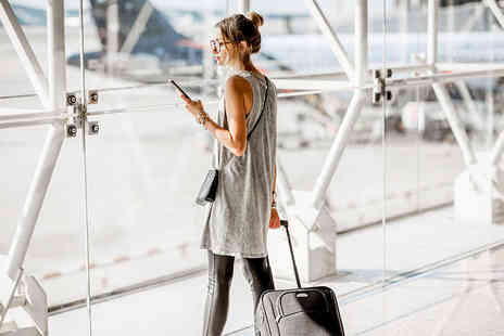 Priority Booking - 12 month discounted access to luxury airport lounges with pre booking - Save 94%